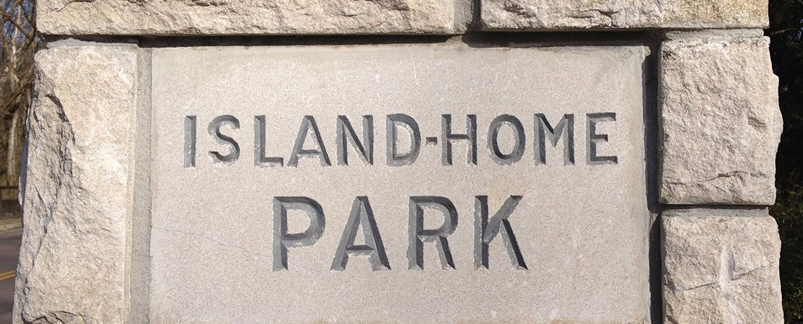Island Home Park Neighborhood History